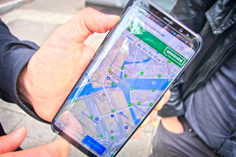 Breng je stad in kaart