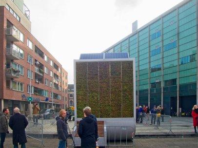 CityTree op het Markenplein