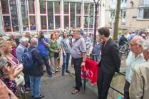 Peter Paschenegger opent de ceremonie samen met Mischa Mos