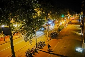 26 september andermaal graafwerk in de nacht (tot 4:00 uur)