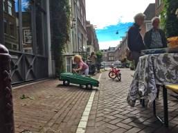 Bewoners van de Weteringbuurt en Leidsebuurt komen helpen bij de discussie in september