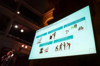 Doelen van de Agenda. o.a. schonere lucht en minder geluidshinder