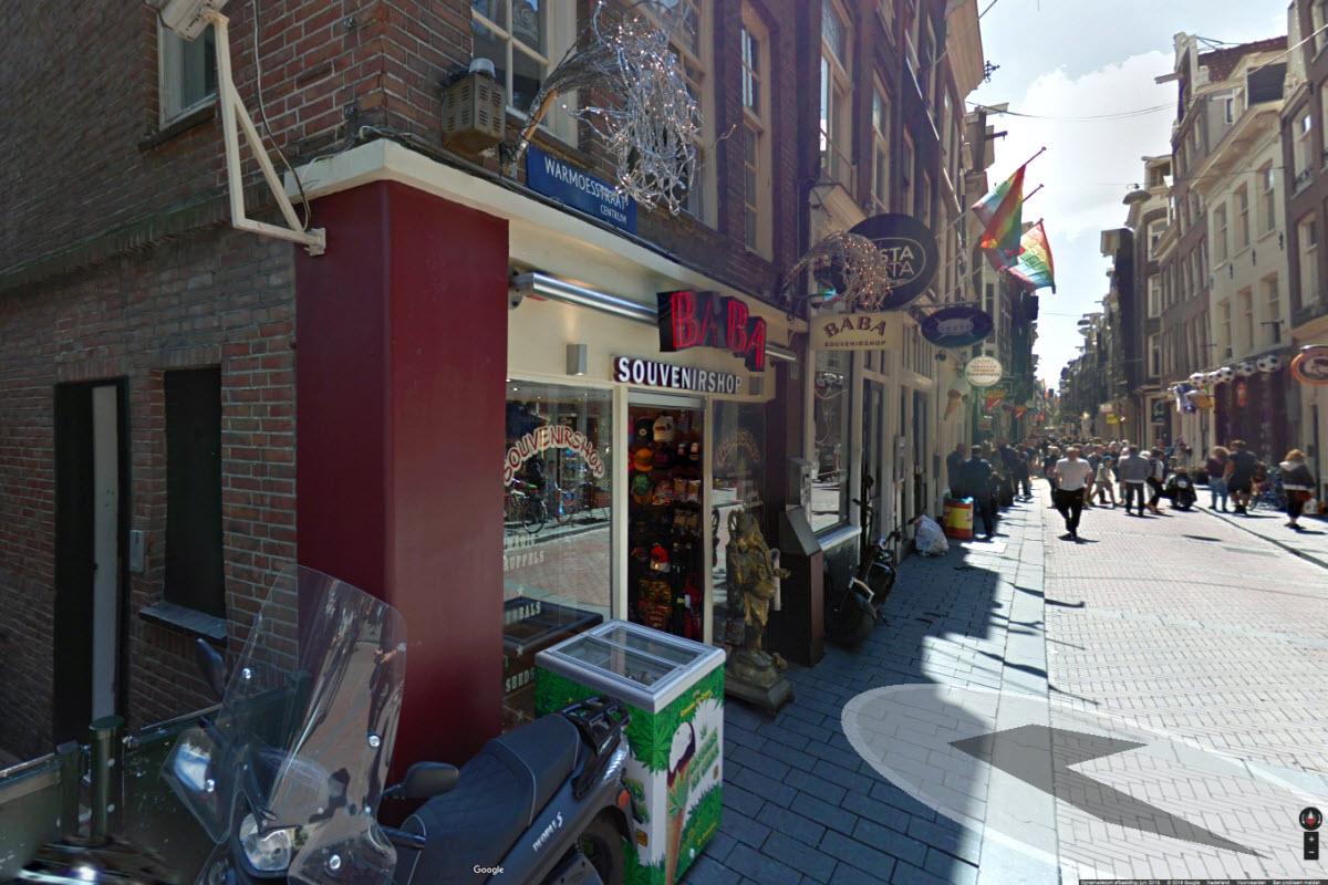 Uitspraak geldautomaat Warmoesstraat