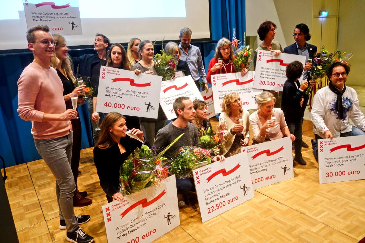 Winnaars Centrum Begroot
