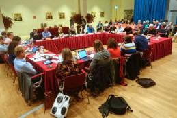 Stadsdeelcommissie 15 oktober