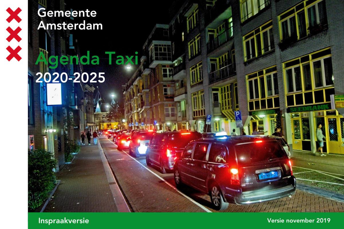Inspraak Agenda Taxi
