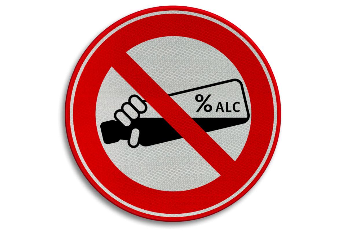 Alcoholverbod openbare ruimte