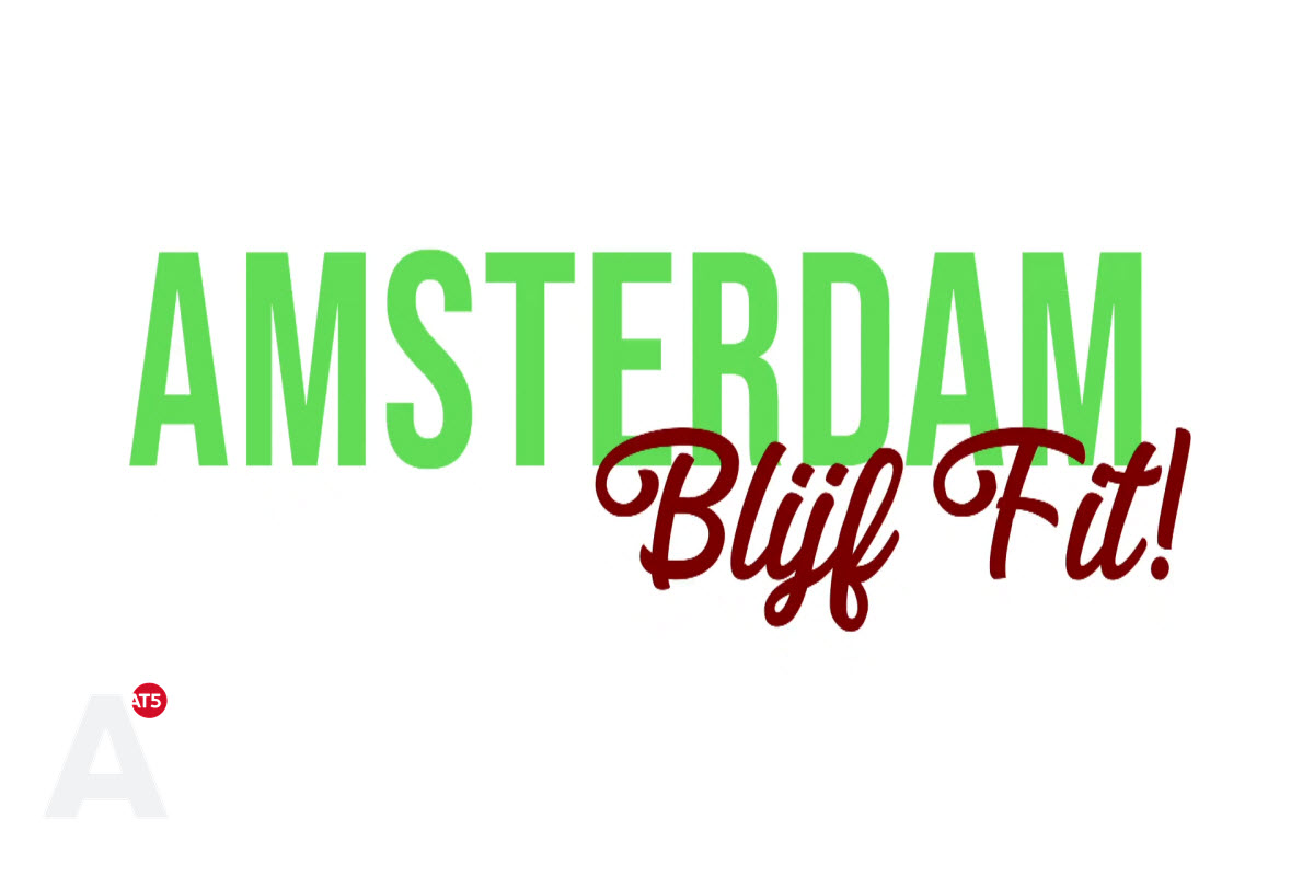 Amsterdam blijf fit