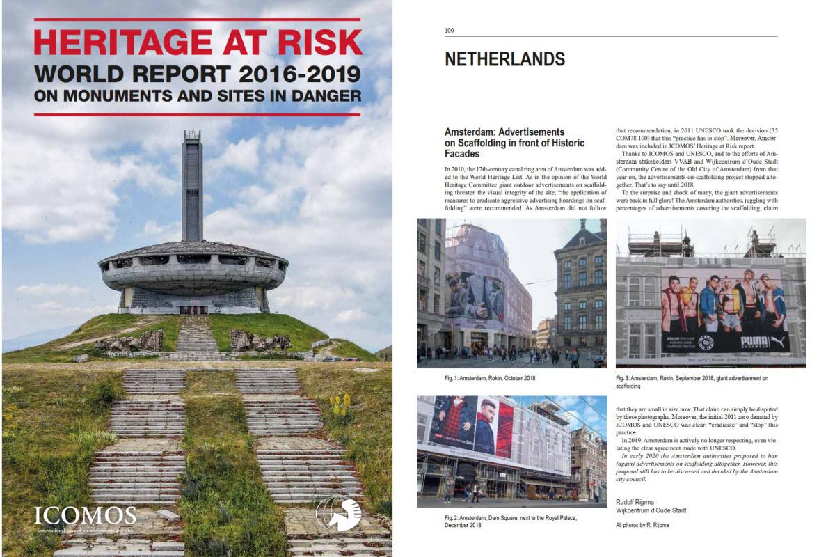 HERITAGE AT RISK | ICOMOS | UNESCO