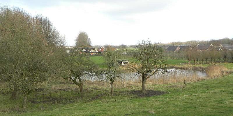Dijkdoorbraak Lekdijk
