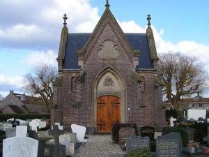 Graftombe Michaëlkerk Schalkwijk