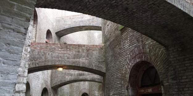 Fort Honswijk - Het straatje van Vermeer