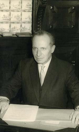 Burgemeester Albers Pistorius