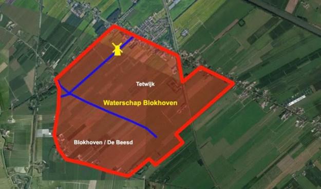 Waterschap Blokhoven