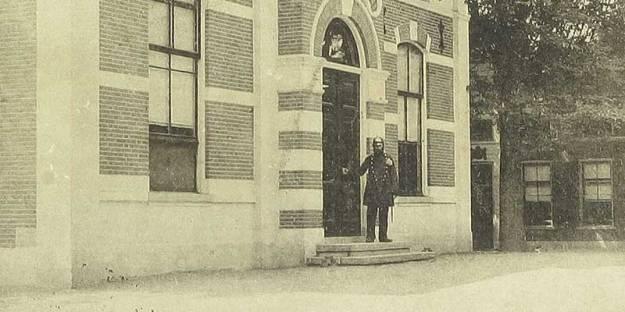 Politie Houten in 1902