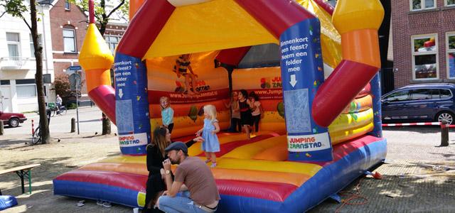 Kinderwijkfeest Oud West in de zomervakantie!