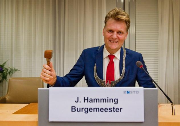 Burgemeester Hamming