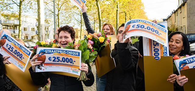 Prijzenpot van 1.000.000 euro valt vandaag in Zaandam