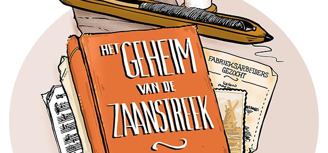 Fluxus treedt op in Het Zaantheater: Het geheim van de Zaanstreek
