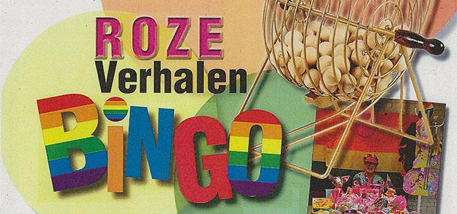 Roze Verhalen Bingo bij Regenboog Saenden