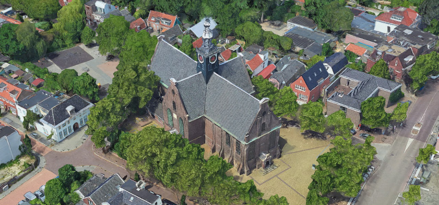 Officiële opening Cultureel Centrum Bullekerk begin september