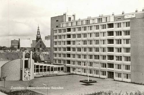 Bejaardentehuis Saenden 1966