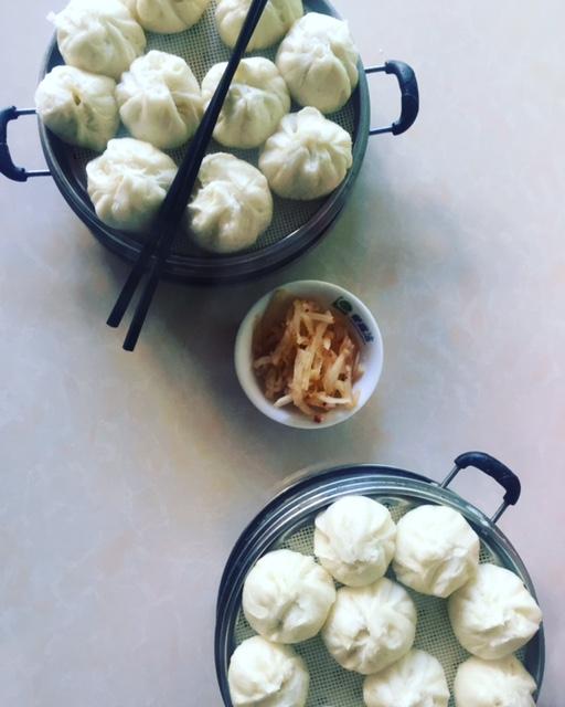 Jiaozi - or Second Breakfast