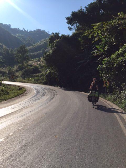 Venturing into Laos
