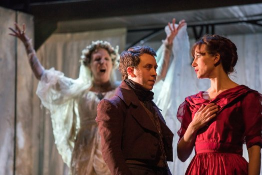 Great Expectations, Tilted Wig, Yvonne Arnaud,