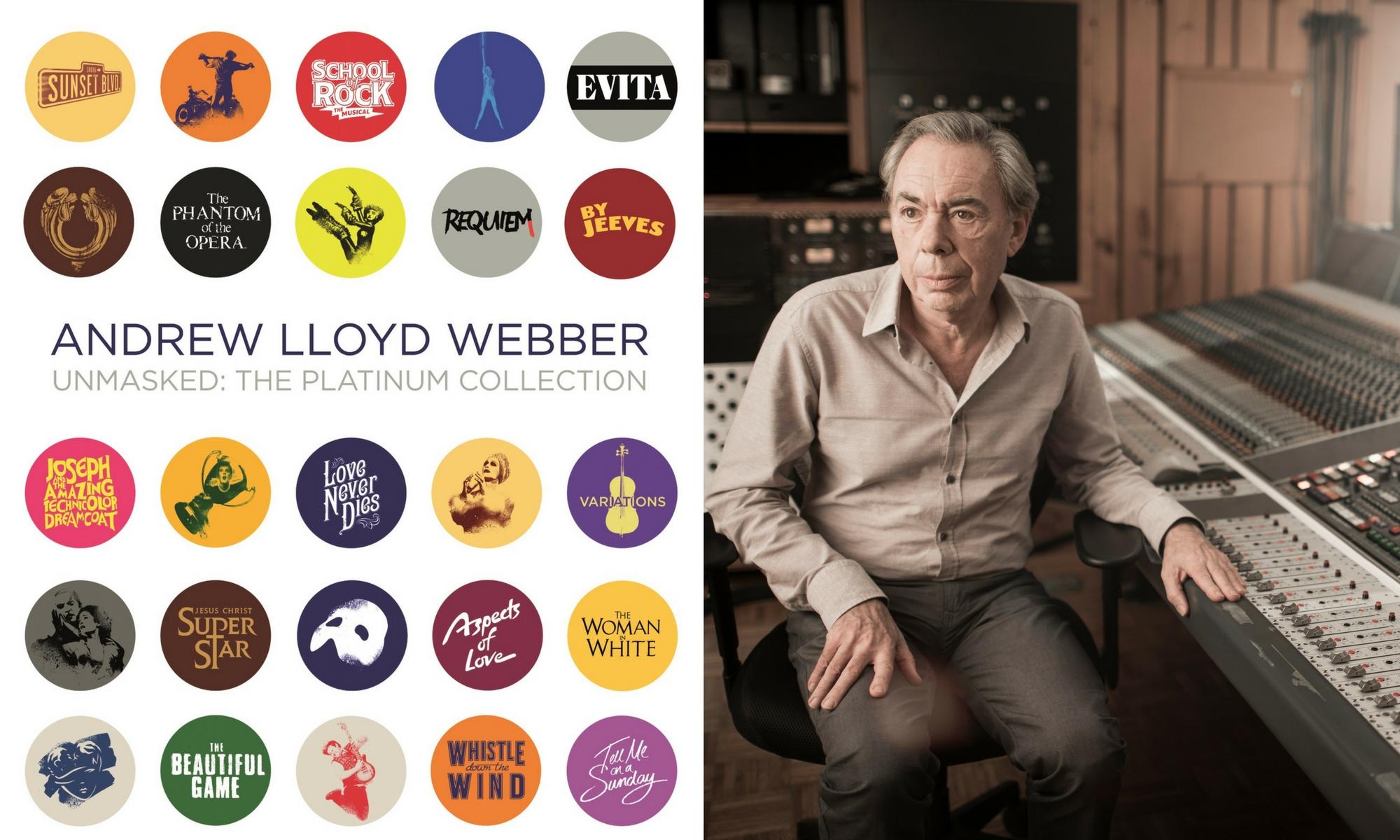 Andrew Lloyd Webber, Unmasled