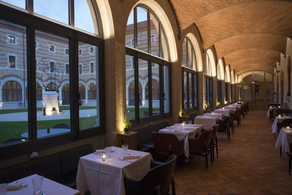 restaurants insolites a lyon