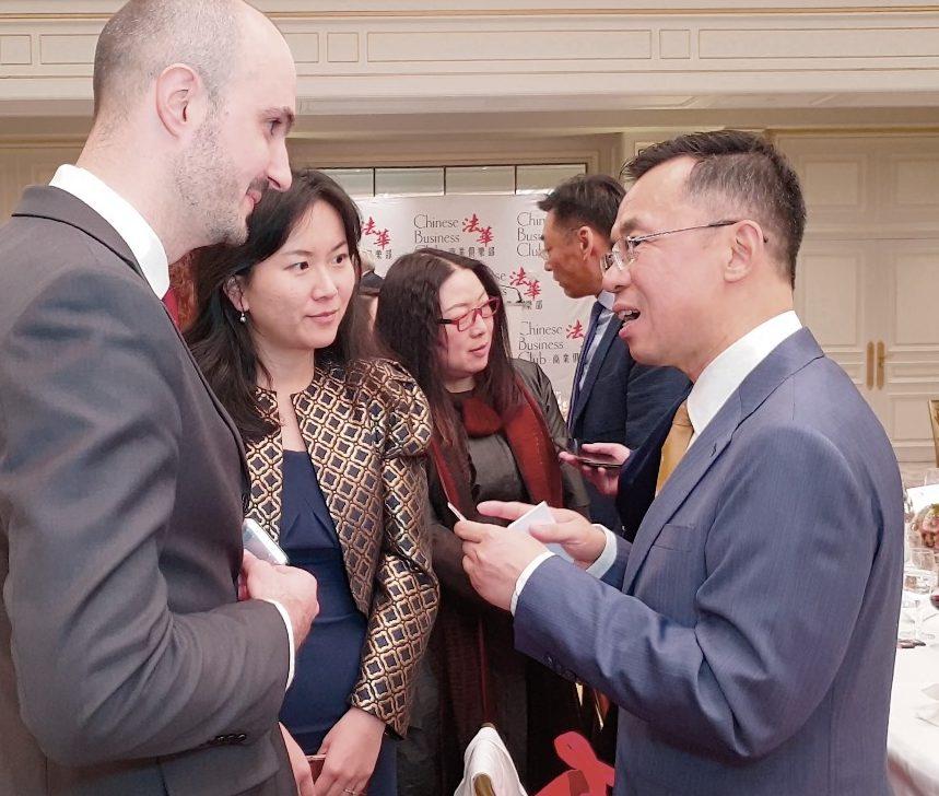 Comment réseauter avec les Chinois au plus haut niveau