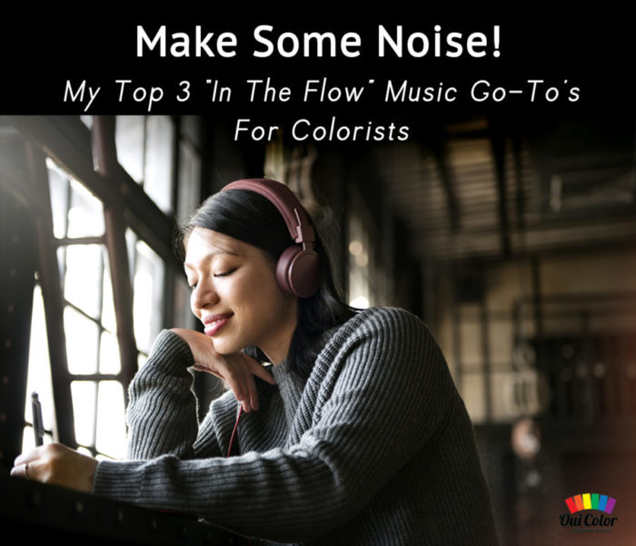 Top 3 In The Flow Music Go-To's for Colorists