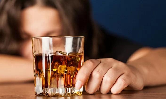 शराब, लीवर को नुकसान