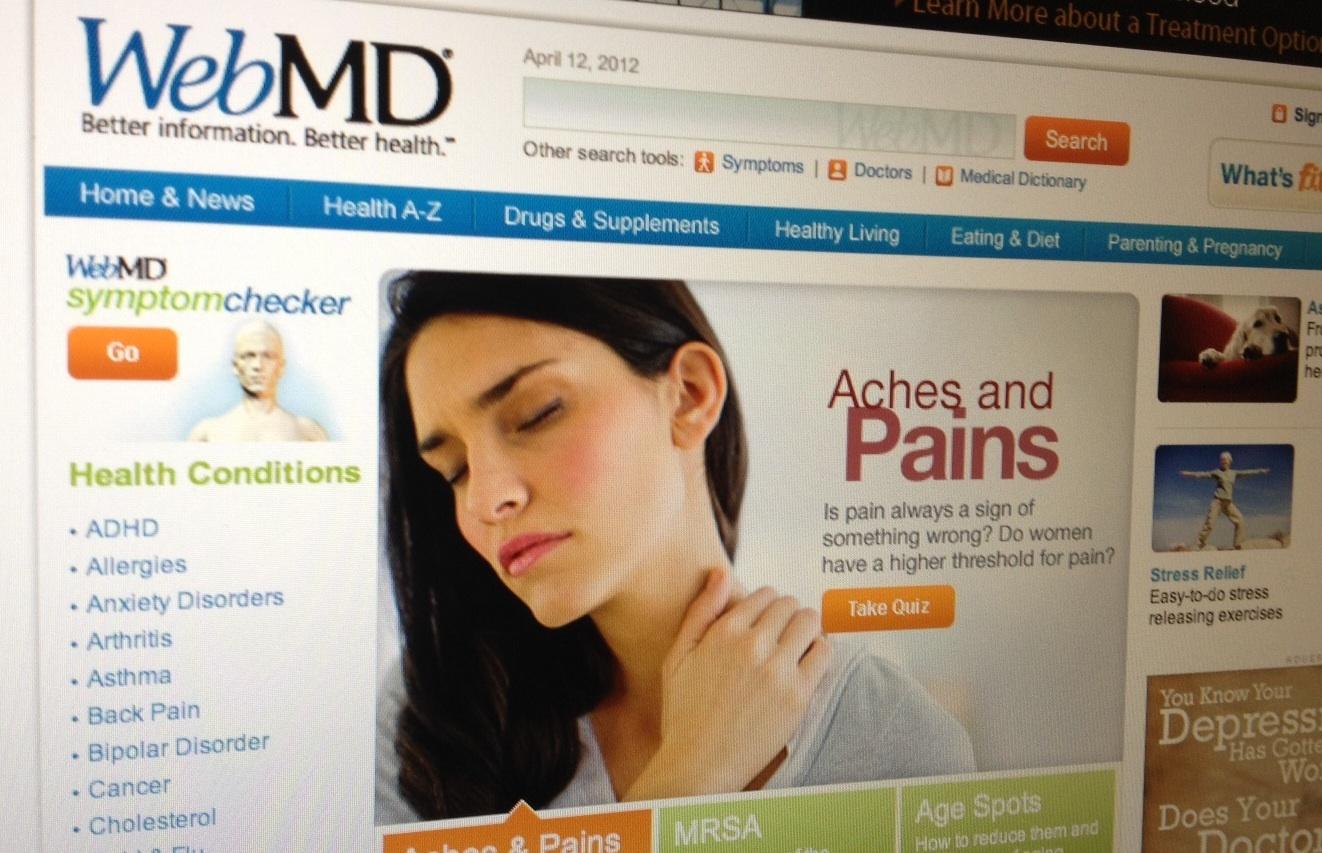 Medical Diagnosis Self Diagnosis Of Medical Symptoms