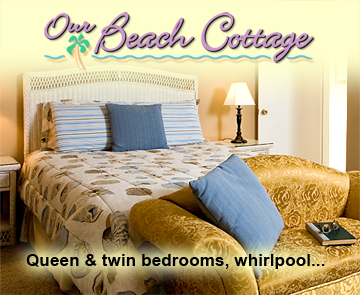 Click for details on Our Beach Cottage