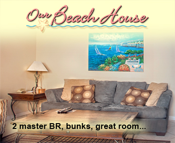 Click for details on Our Beach House