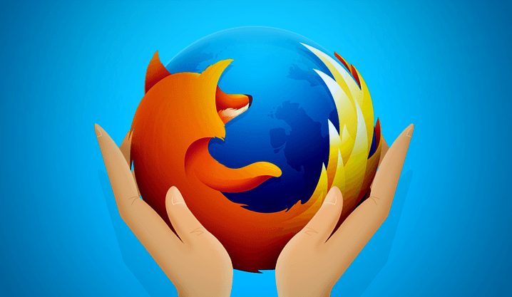 Как восстановить закладки в Mozilla