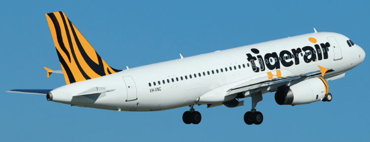 Budget airlines in Australia