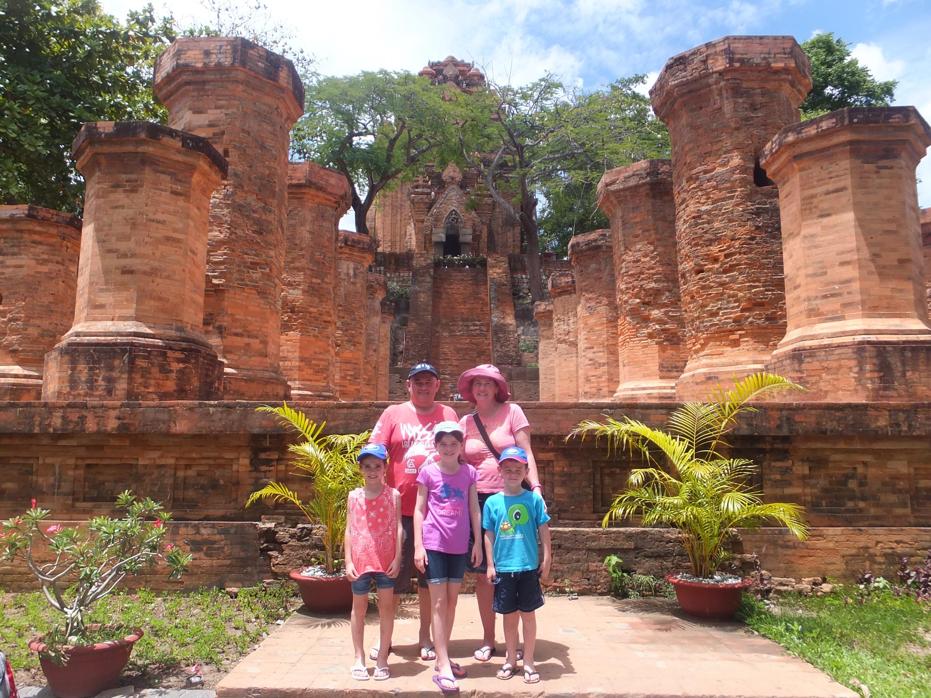 Po Nagar Temple - Vietnam 2015