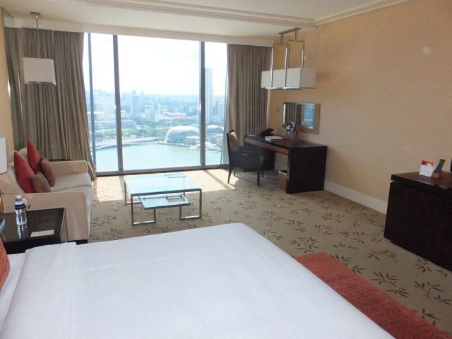 Marina Bay Sands rooms