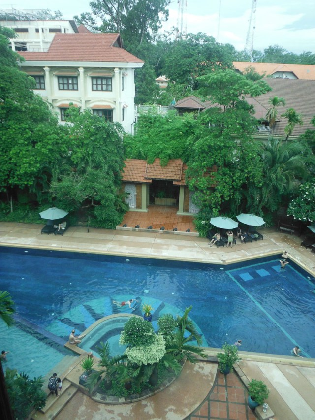 where to stay in Siem Reap