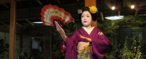 Dinner with a Maiko in Kyoto, Japan – Travelling with Kids – Family Travel Blog