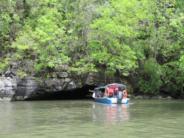 Crocodile Cave