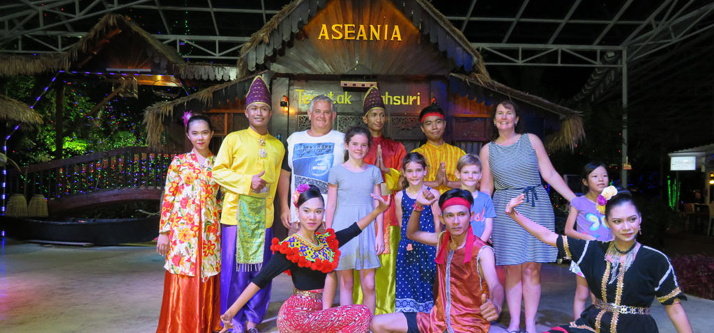 Malaysian Cultural Show – Aseania Resort & Spa Langkawi