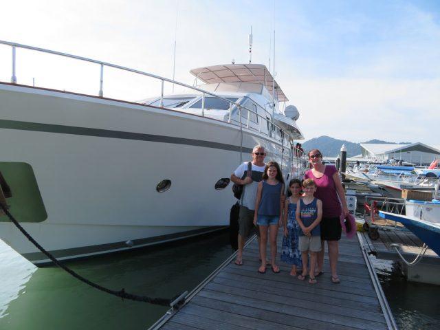 Sunset cruise - NAAM Adventures