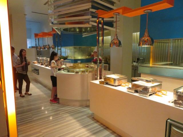 The Line Buffett breakfast Shangri-La Singapore