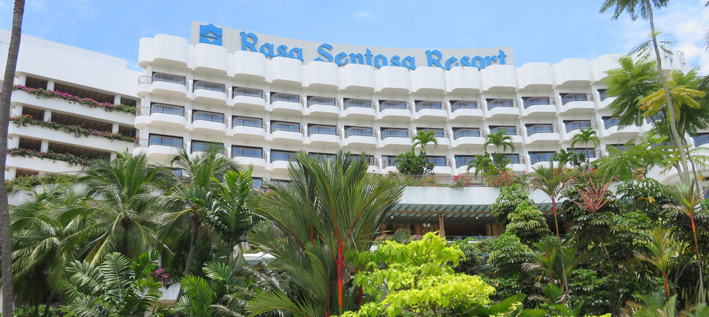 Review – Shangri-La's Rasa Sentosa Resort & Spa, Singapore