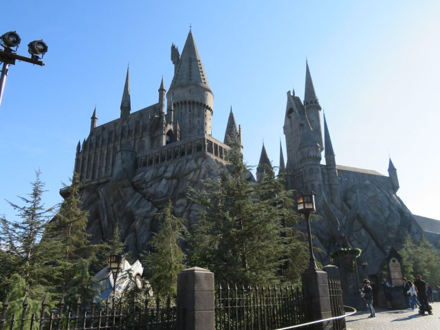 Hogwarts Castle - Universal Studios Hollywood