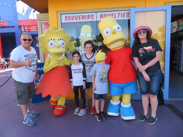 Krustyland - Universal Studios Hollywood